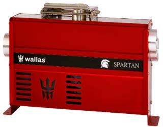 wallas spartan twin